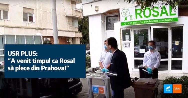 Comunicat de presă: Pentru ca Rosal nu vine la ploieșteni, membrii USR au mers la Rosal