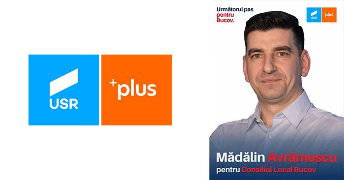 Mădălin Avramescu candidează pentru Consiliul Local Bucov