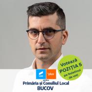 PANĂ CONSTANTIN, candidat la funcția de primar, Primăria Bucov