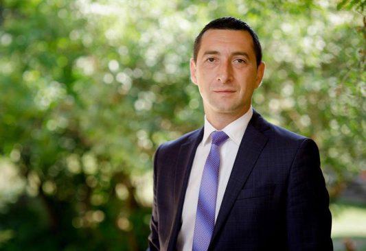 Bogdan Novac, noul primar al orașului Breaza